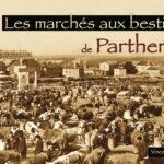 Le marché historique - extrait du livre de M. Peignon - ©  livre de VINCENT PEIGNON - 10€